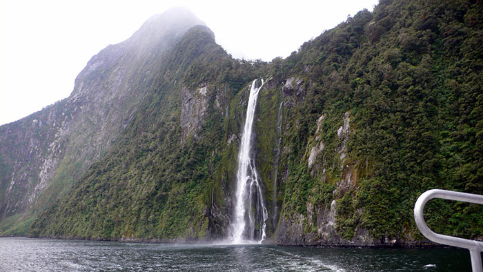 Stirling Falls, New Zealand
